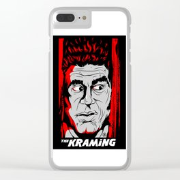 The Kraming Clear iPhone Case