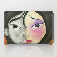 mulan iPad Cases featuring Mulan by Jgarciat