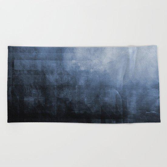 σ Hydrae Beach Towel