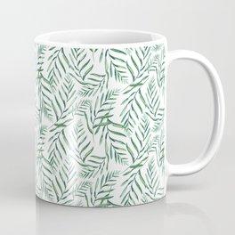 Ferns Pattern Coffee Mug