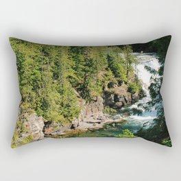 Montana River Rectangular Pillow