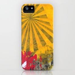 YELLOW4 iPhone Case