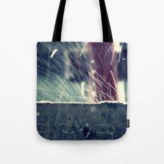 Rain splash 2 Tote Bag
