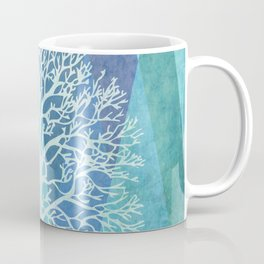 Winter Tree #Society6 #decor #buyart Coffee Mug