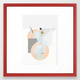 Orientation Framed Art Print
