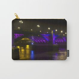 The Southwark Bridge at night Carry-All Pouch