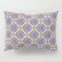 oriental tile pattern Pillow Sham