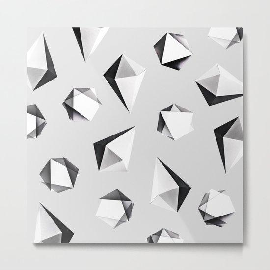 Origami #5 Metal Print