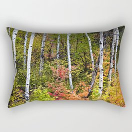 Alpine Loop Utah Rectangular Pillow