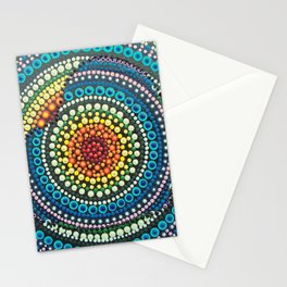 Mursy Hill Wish Board Rainbow Heart Mandala Stationery Cards