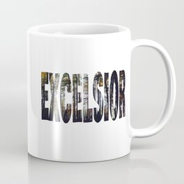 Excelsior - The Raven Cycle Coffee Mug