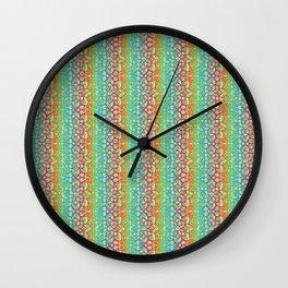 Maroccan party Wall Clock