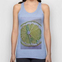 Lemon Lime Unisex Tank Top
