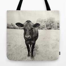 Turkey the Cow Tote Bag
