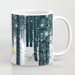 A Golden Fox In The Wild II Coffee Mug