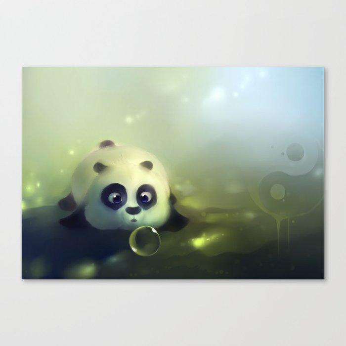 Dumpling Canvas Print