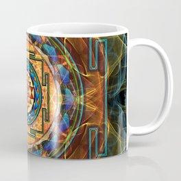 The Sri Yantra - Sacred Geometry Coffee Mug