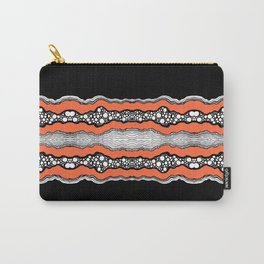 Abstraction One Carry-All Pouch