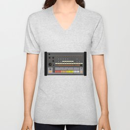 Nothing Sounds Quite Like An 808 Unisex V-Neck