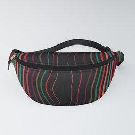 Abstract background 54 Fanny Pack