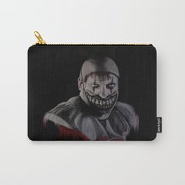 Twisty the Clown - iPad painting Carry-All Pouch