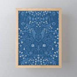 """William Morris """"Blackthorn"""" 6. Framed Mini Art Print"""