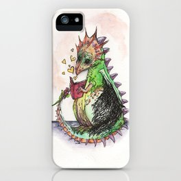 Tales for tails iPhone Case