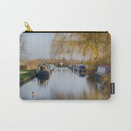 Canal at Alrewas Carry-All Pouch