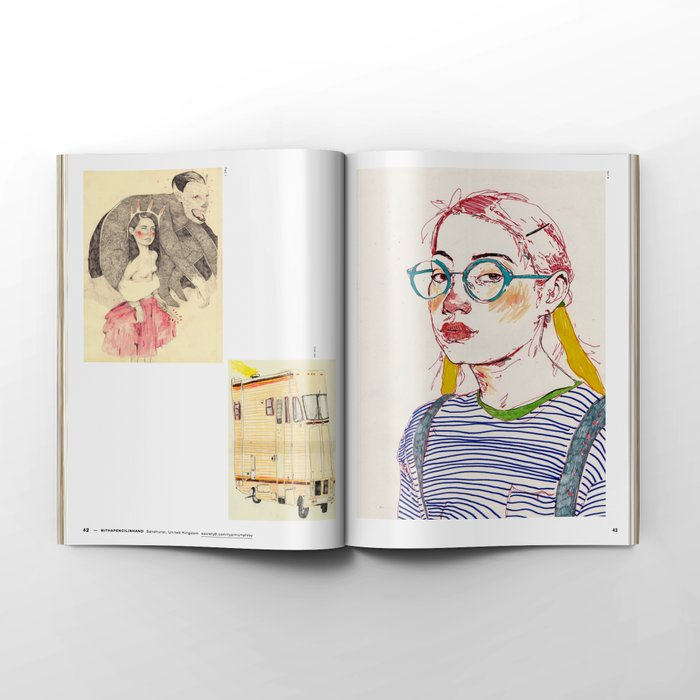 Society6 Art Quarterly / No.1.4 Editions