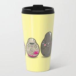 Xenomatryoshka Metal Travel Mug