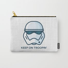 Keep on Troopin' Carry-All Pouch