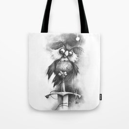 The Golly Fluff Tote Bag
