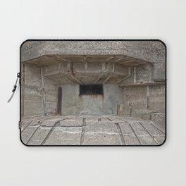 Jersey War Bunker Laptop Sleeve
