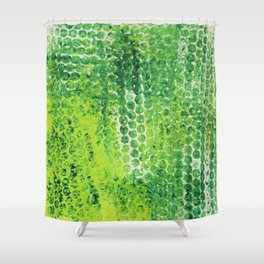Emerald Feast Shower Curtain