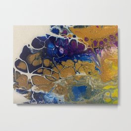 Abstract for Sue Metal Print