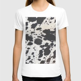 Heiffer Cowhide T-shirt