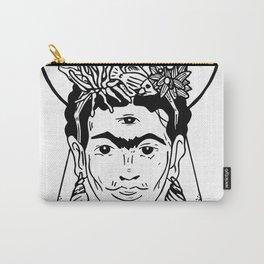 Frida en el caribe Carry-All Pouch