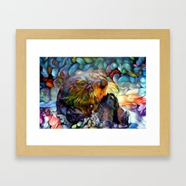 Excellent... Framed Art Print
