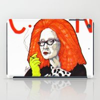 coven iPad Cases featuring WE PROTECTED THE COVEN by Robert Red ART
