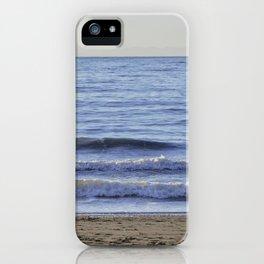 Seaside Horizon iPhone Case