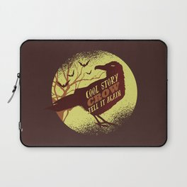 Cool Story Crow Laptop Sleeve
