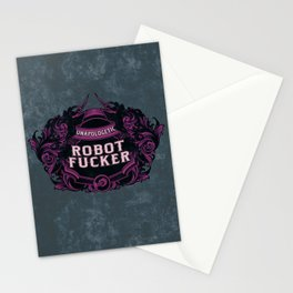 Fancy and Proud Stationery Cards