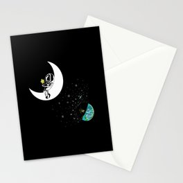 Just to Get Away Stationery Cards