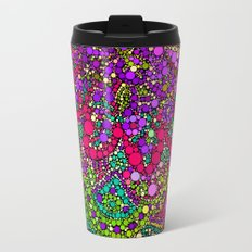 Love2Snap Flower Travel Mug