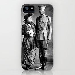 Mrs. Parker & son iPhone Case