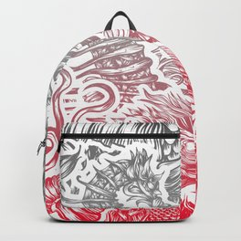 Animals color Backpack