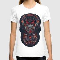 samurai T-shirts featuring Samurai by Defeat Studio