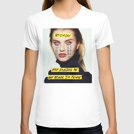 Yes I'm Gay T-shirt