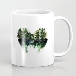 Home: Where the Heart is Coffee Mug