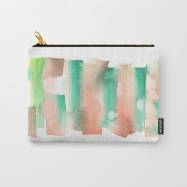 [161228] 12. Abstract Watercolour Color Study Carry-All Pouch